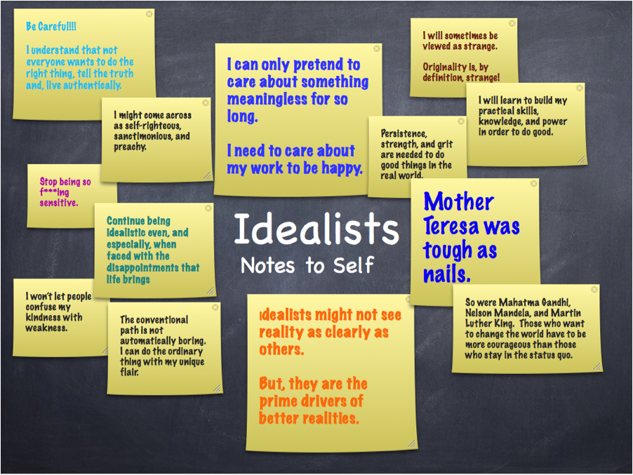 idealists